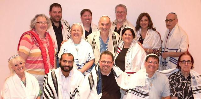 5th Class Rabbinical Students