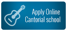 Apply Online Cantorial School