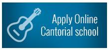 Apply Online Cantorial School