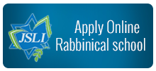 Apply Online Rabbinical School