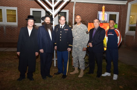 Rabbi Announced Army National Guard Chaplain Candidate