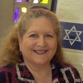 Rabbi Judy Caplan Ginsburgh
