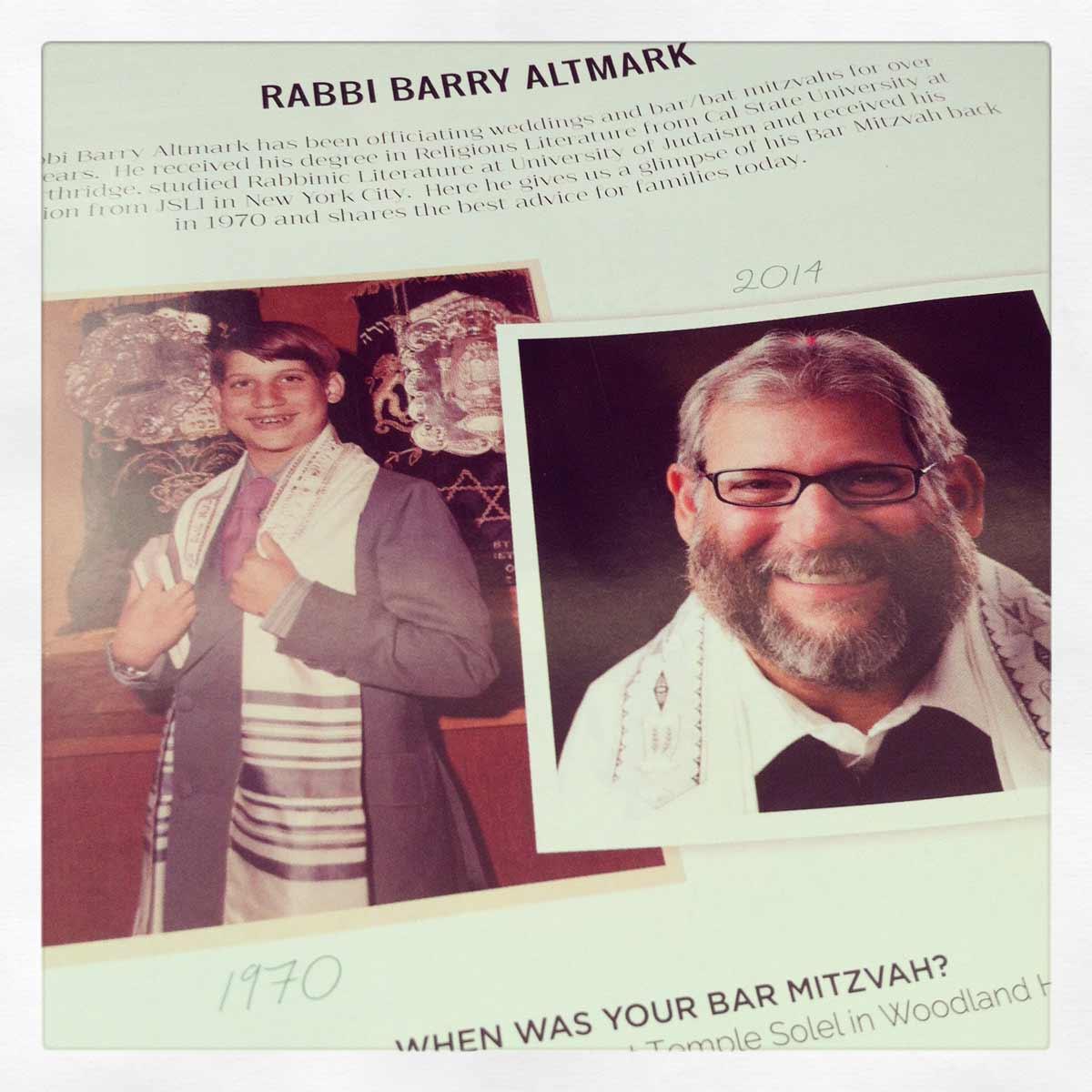 Rabbi Barry Altmark Become Certified Chaplain