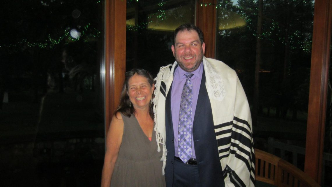 Rabbi Sandy Zisser welcomed to Westchester Board of Rabbis