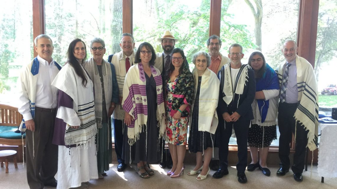 Jewish Spiritual Leaders' Institute (JSLI) Ordains 139th Rabbi in 15 Classes