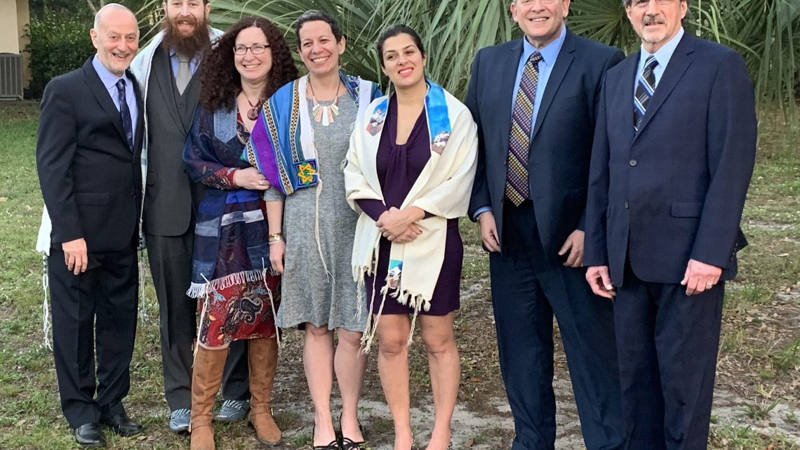 Mazal Tov to our Five Newest Rabbis! We are now 149 Rabbis Strong!